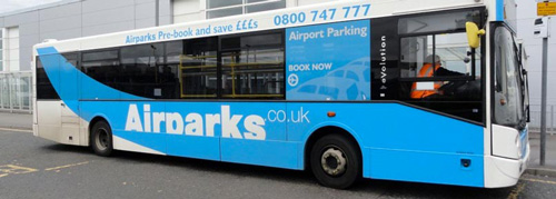 Airparks Bus Service