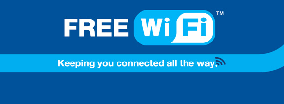 Airparks Free Wi-Fi