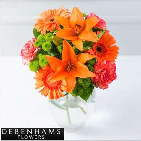 Debenhams Flowers Logo