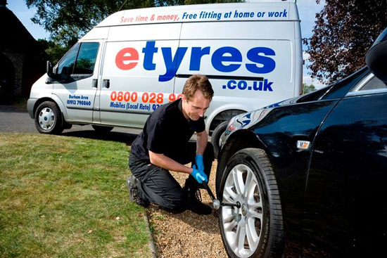 services offered by etyres