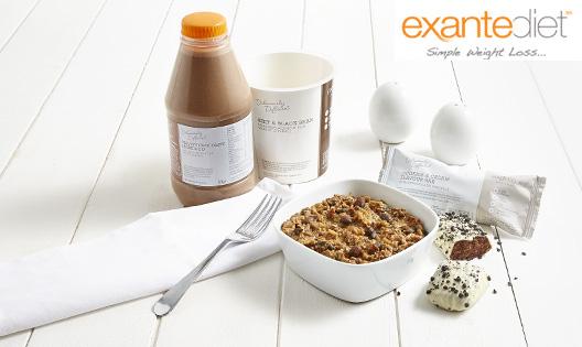 46 Off Exante Diet Voucher Codes & Discount Codes