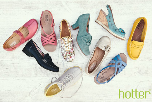 Hotter Shoes Product