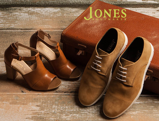 Jones Bootmaker Logo