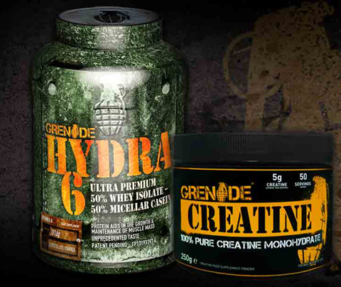 Monster Supplements Product
