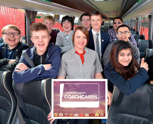 National Express CouchCard