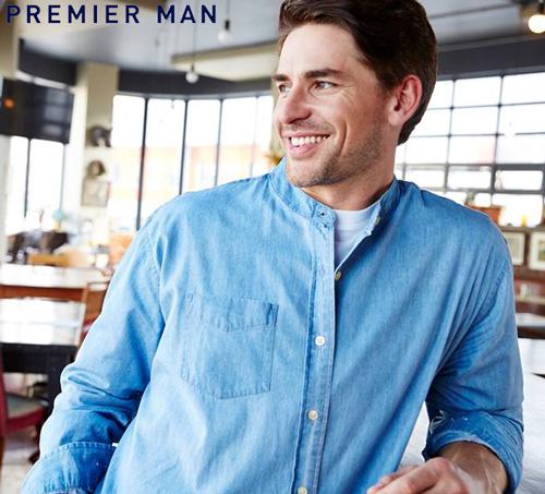 Premier Man Logo