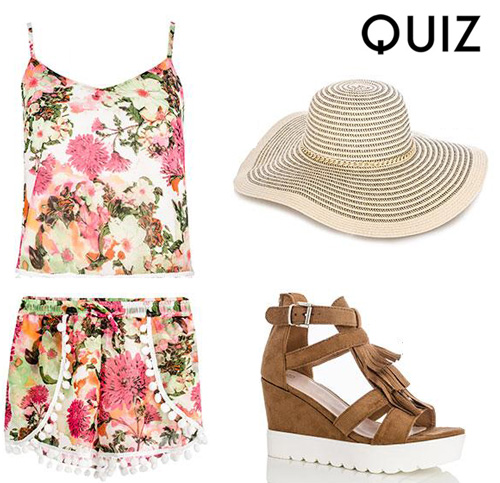 Quiz Clothing Product