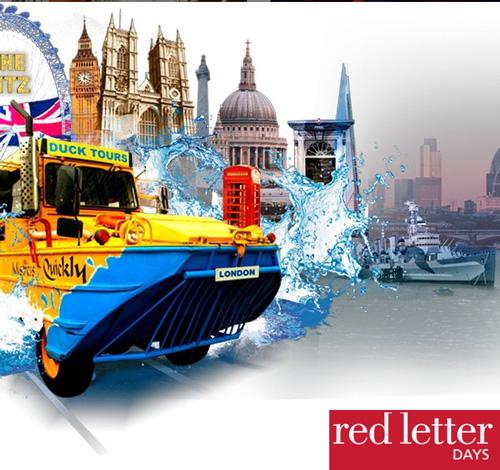 Red Letter Days Logo