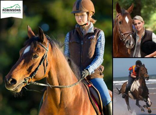 Robinson Equestrian Logo