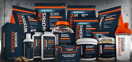 The Protein Works Product