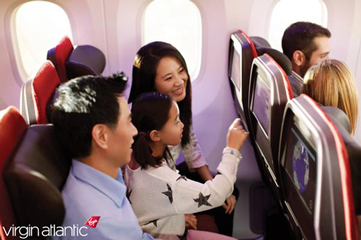 Virgin Atlantic Product