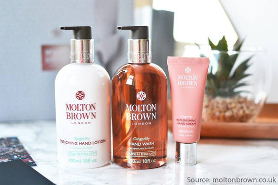 Molton Brown Body lotion